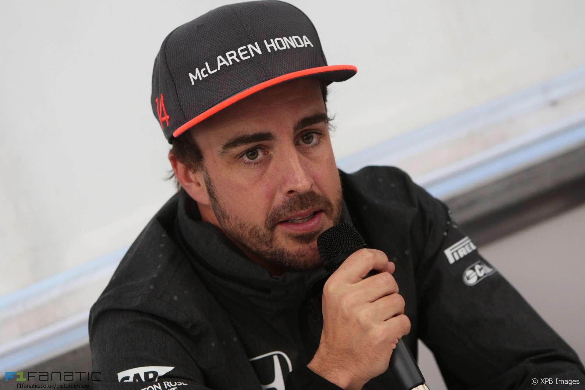 Fernando Alonso Absen di GP Monaco, Pindah ke Indy 500