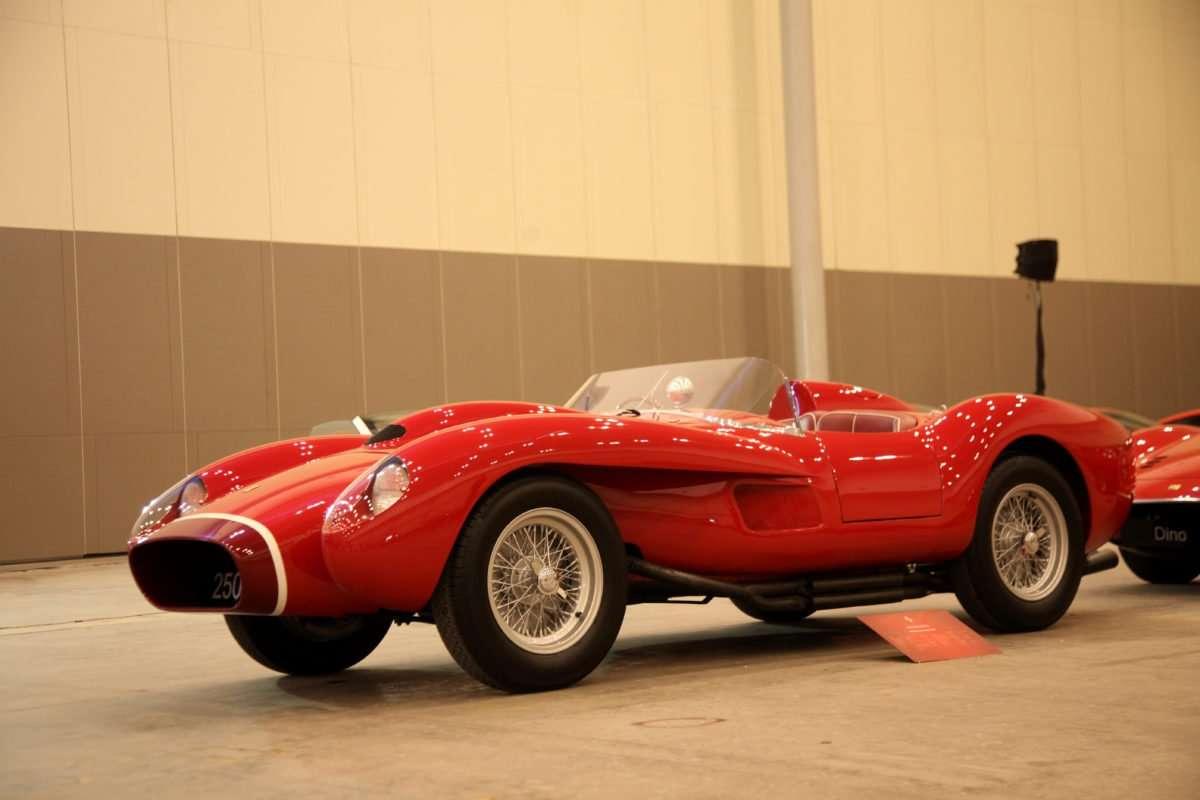 Ferrari Langka Seharga Lebih Rp 400 Miliar Hadir di Jakarta