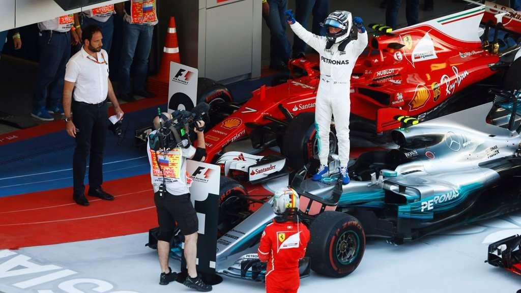 Bottas Sebut Kemenangan di GP Rusia Sebagai Bukti Kemampuannya
