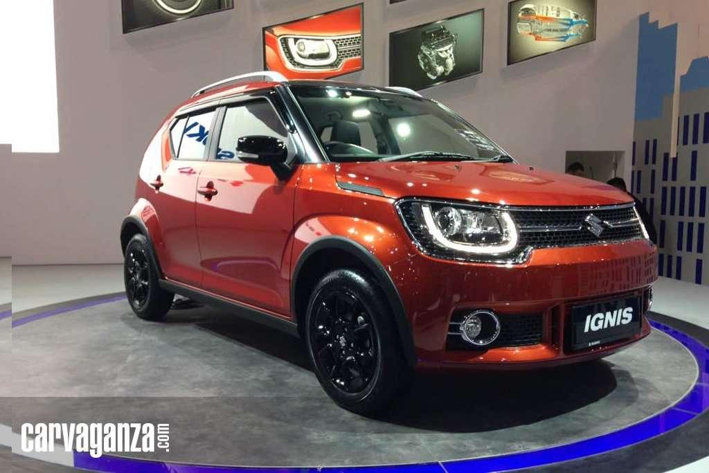 Suzuki Ignis Tipe Baru, Fiturnya Tambah Keren