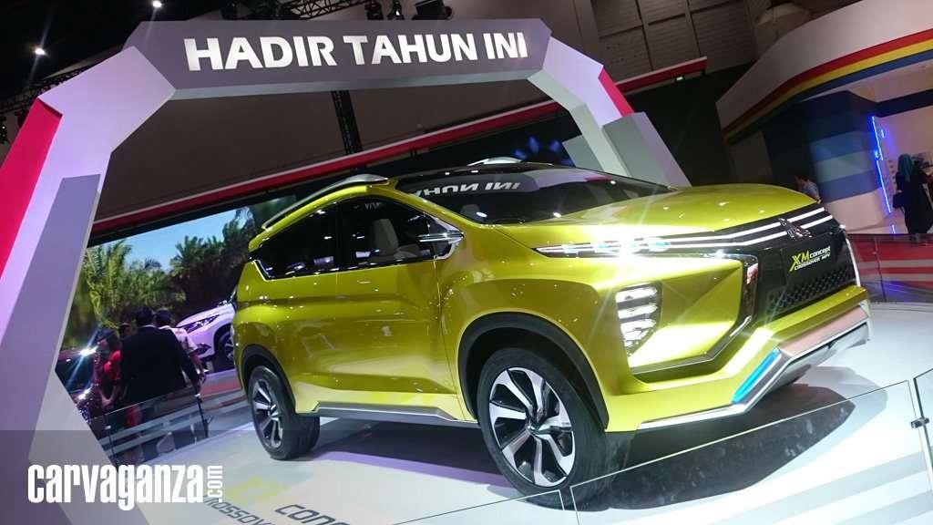 50 Orang Sudah Inden Mitsubishi XM di Timur Indonesia