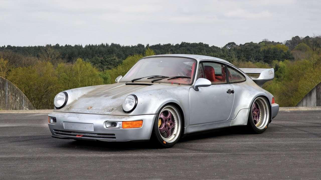 Rekor Lagi, Porsche 911 Tahun 1993 Terjual Rp 26 Miliar
