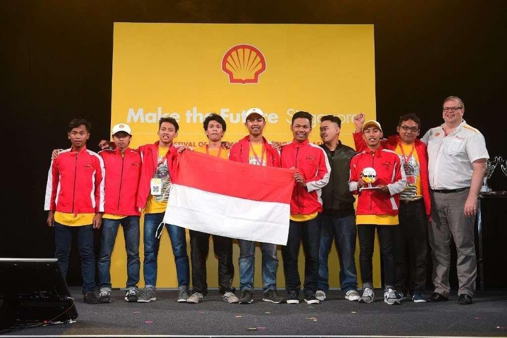 Tim Indonesia Kembali Lolos ke Drivers' World Championship 2017