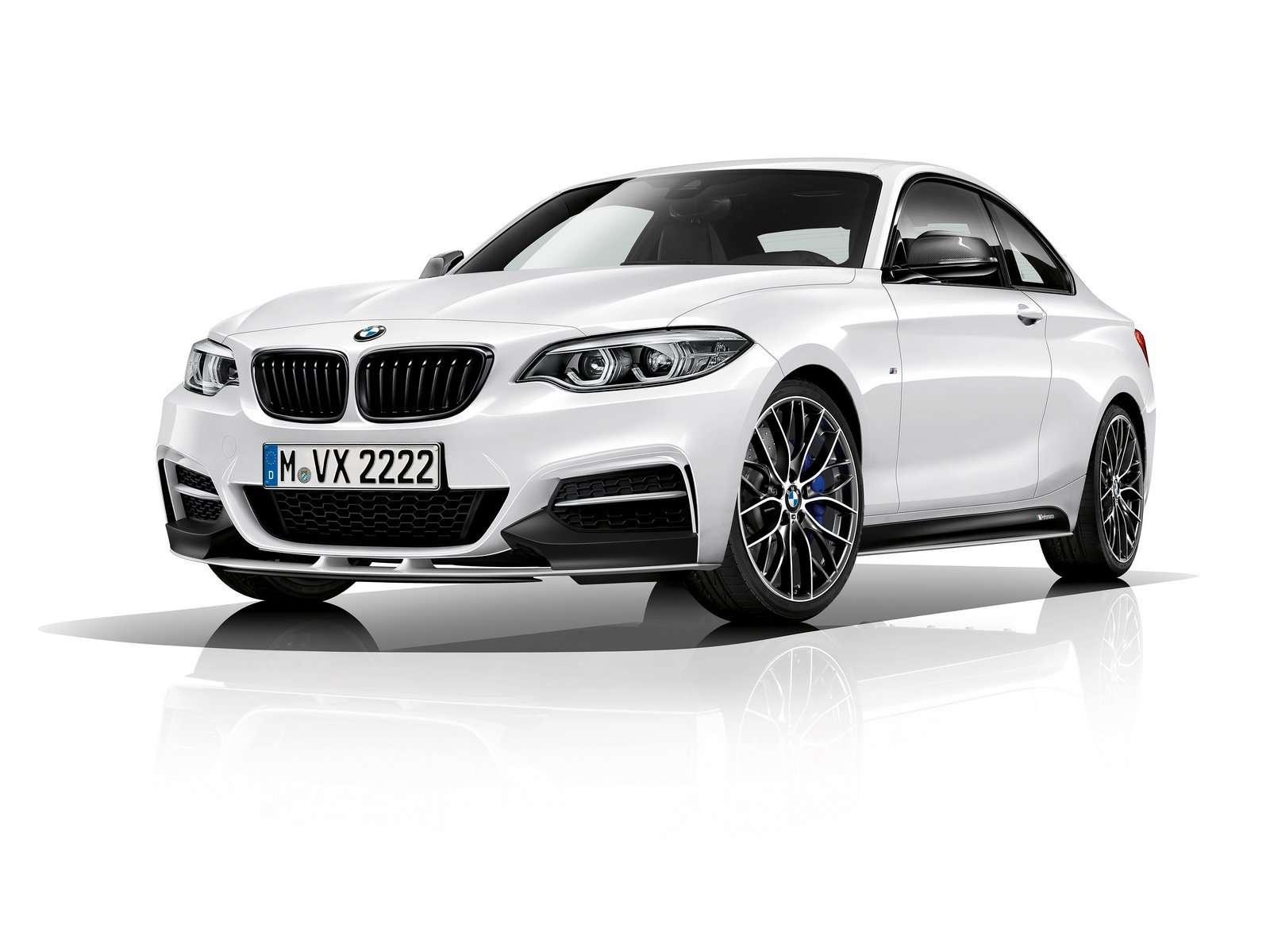 BMW Perkenalkan M240i M Performance Edition