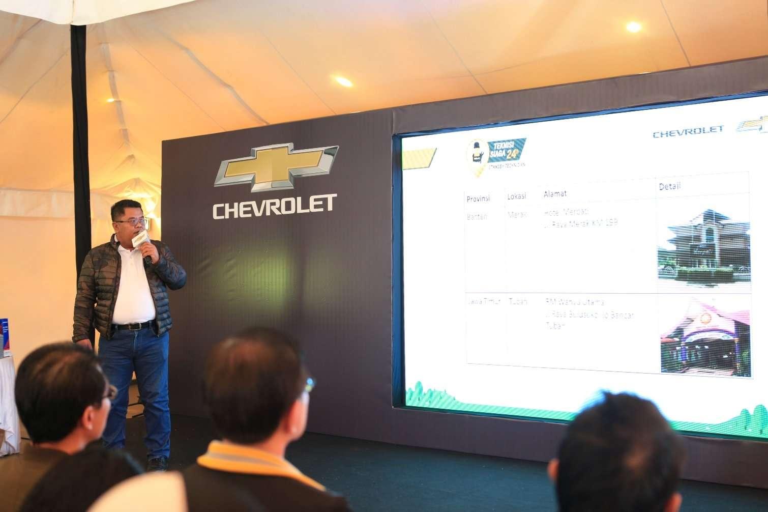 Chevrolet Complete Care dan Lebaran Siaga untuk Kenyamanan Mudik