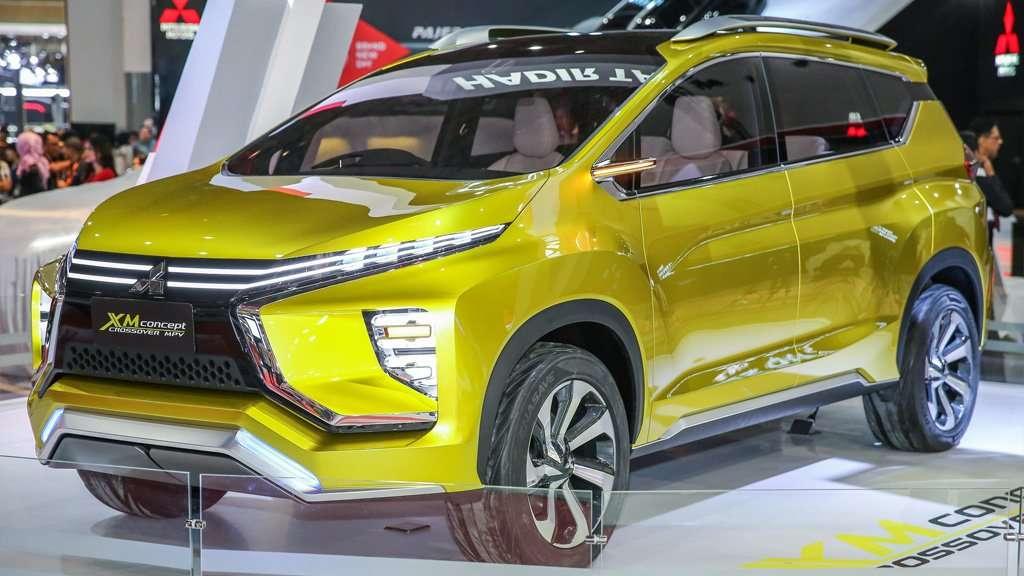 Mitsubishi XM Concept Juga akan Digunakan Nissan