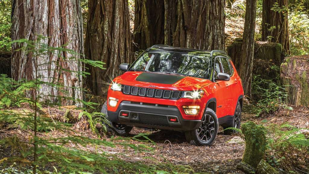 All-New Jeep Compass 2017, God of All Terrain