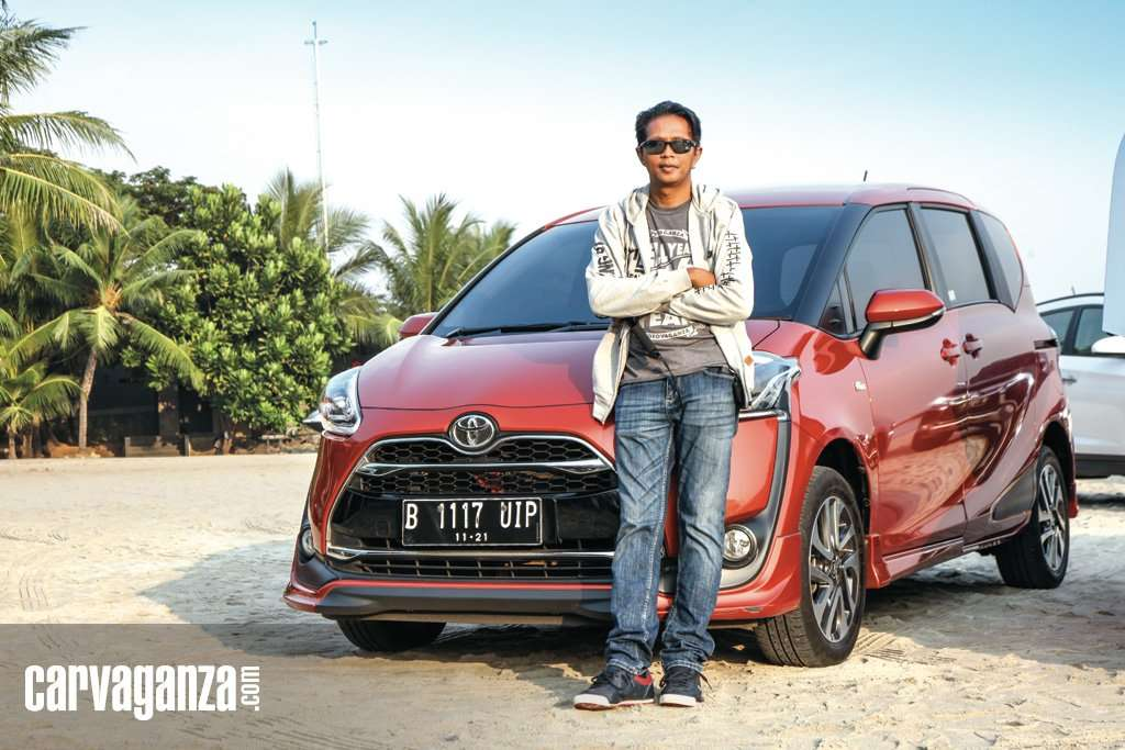 Editors' Choice Carvaganza 2017: All New Toyota Sienta