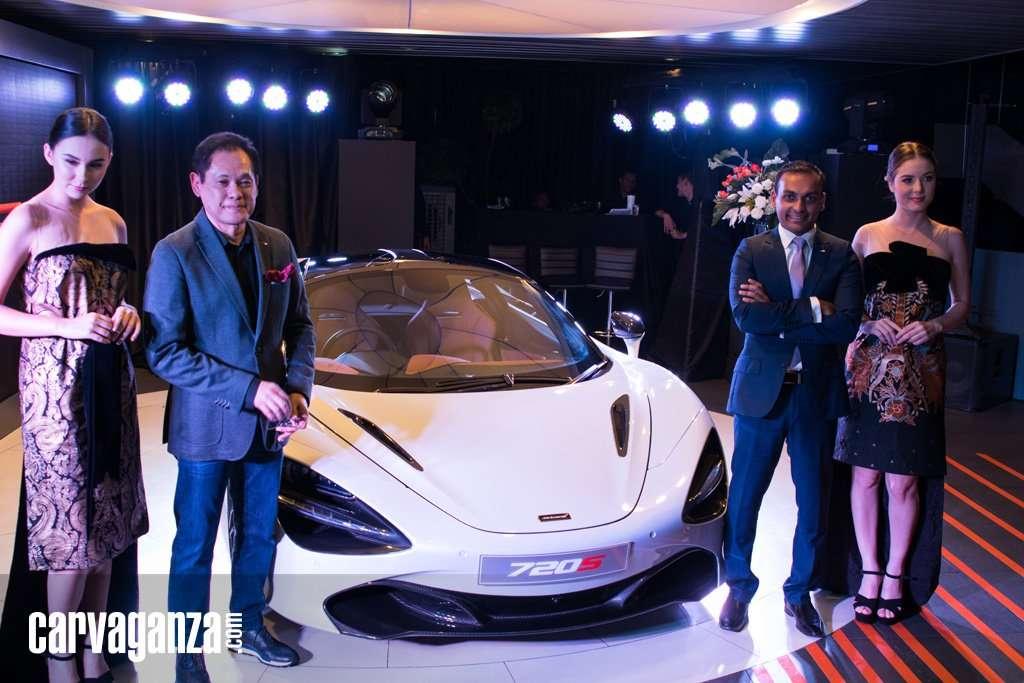 Supercar McLaren 720S, Mainan Baru Miliarder Indonesia