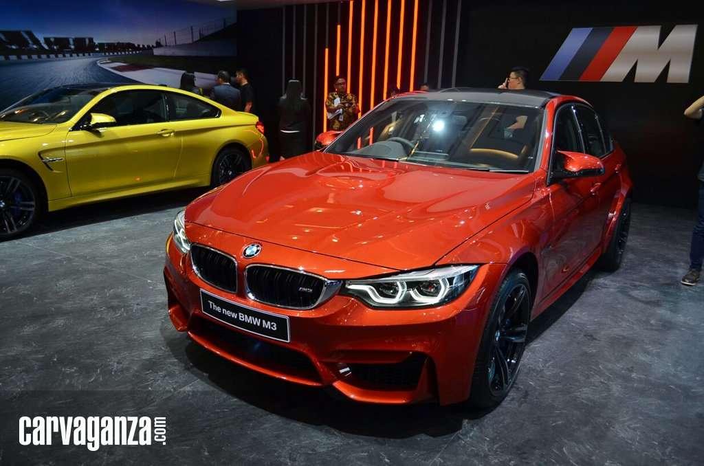 BMW Resmi Menghadirkan M3 dan M4 Coupe