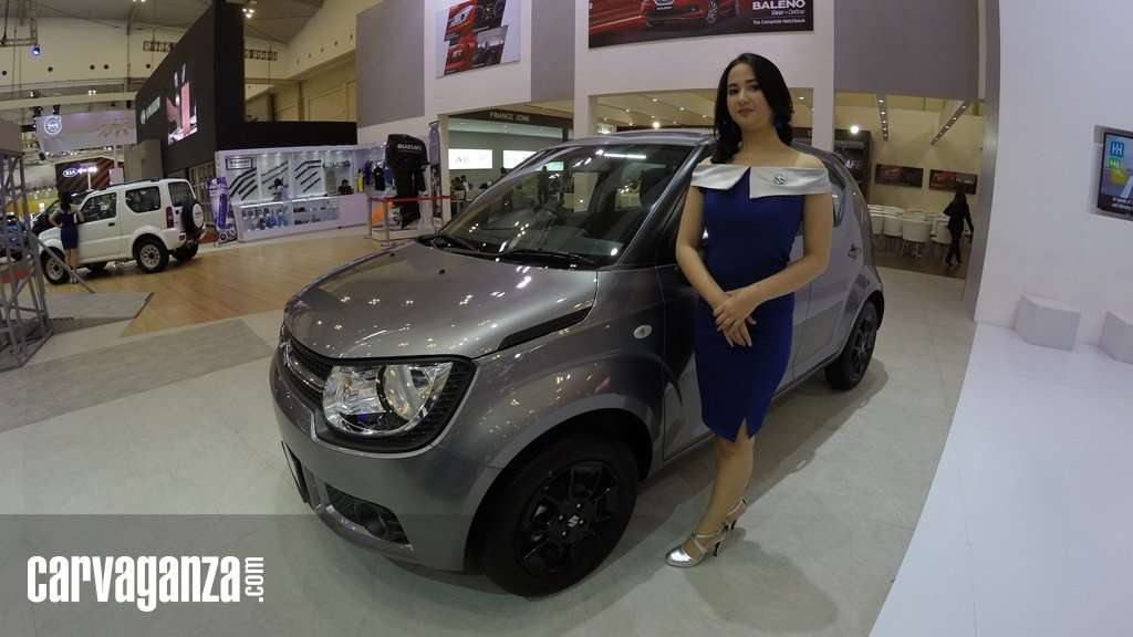Beli Mobil dapat Motor di Suzuki Oktober Festival 2017
