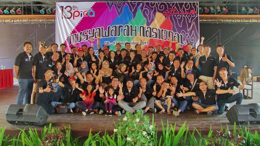 Irfan Kembali Pimpi Picanto Club Indonesia