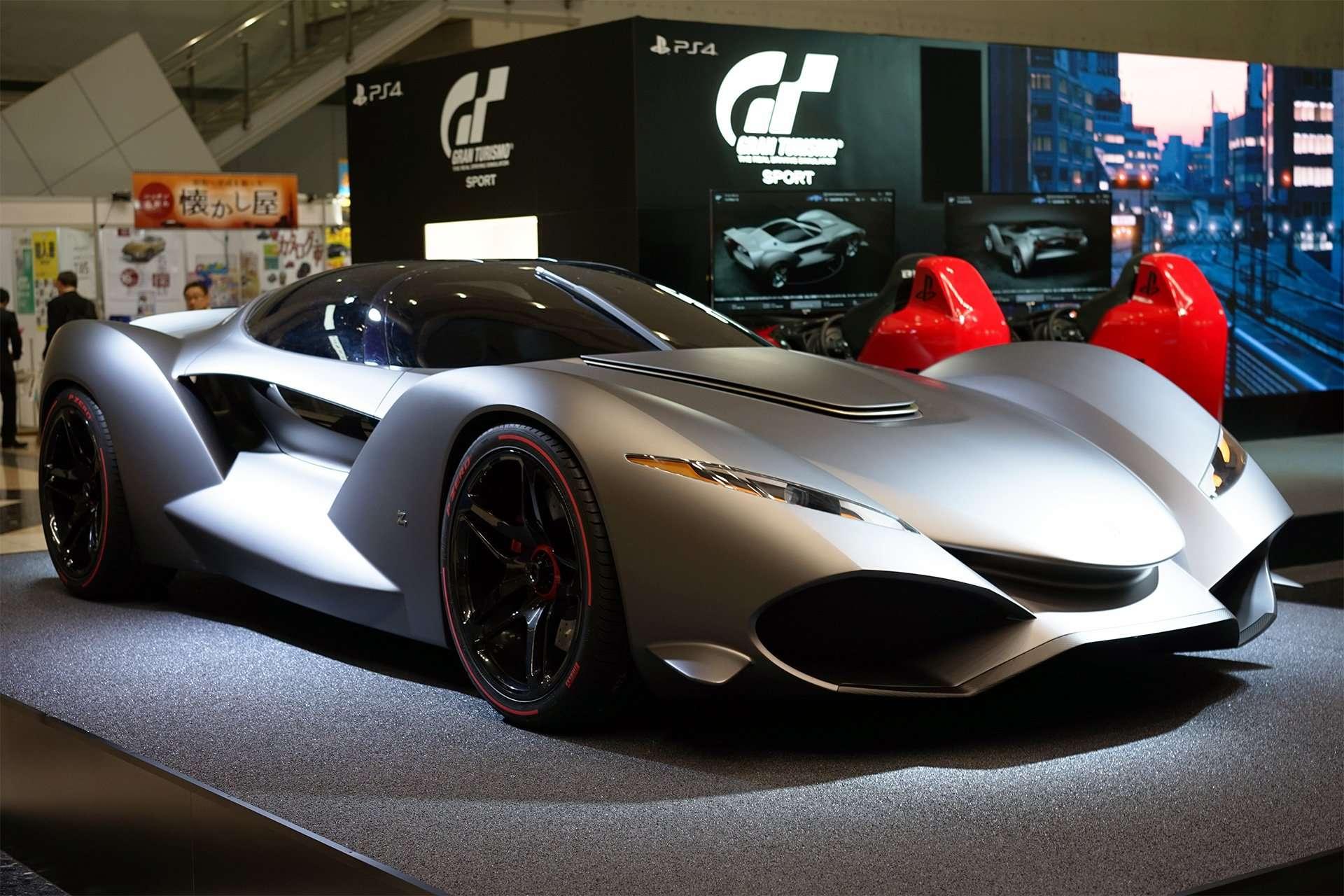Akankah IsoRivolta Vision GT Dibuat Versi Produksinya?