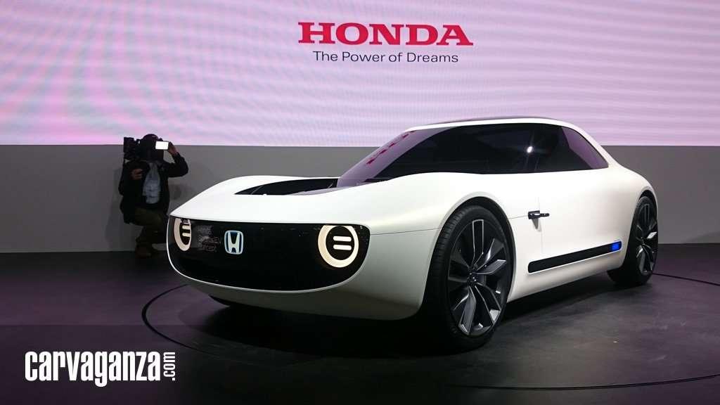 Honda Sport EV Concept, Bisa Mengenali Suasana Hati Pengemudinya