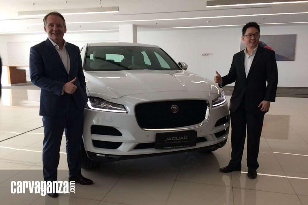 Jaguar F-Pace 2.0 Masuk Indonesia, Harga Rp 1,5 M