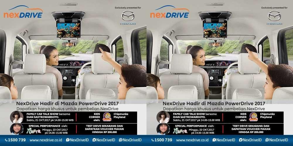 NexDrive Special Promo di Mazda Power Drive 2017