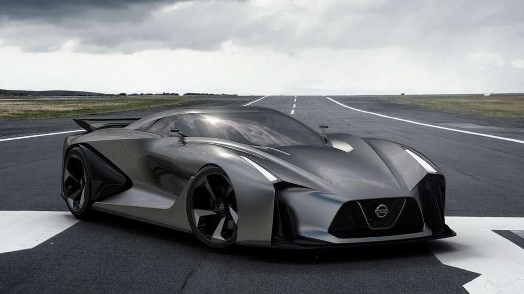 Nissan Skyline Baru dan Nismo Concept Hadir Tokyo Motor Show 2017