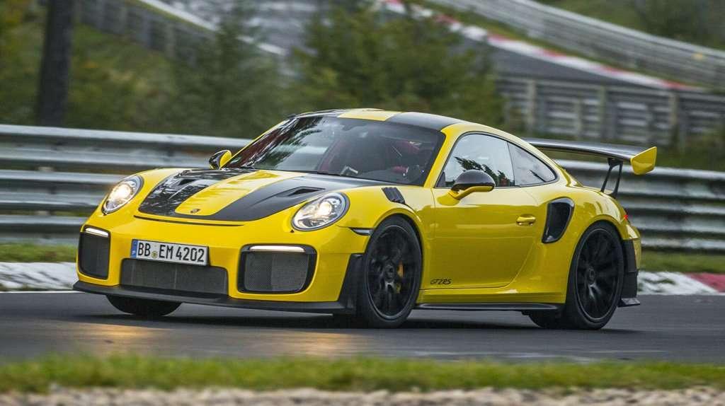 VIDEO: Porsche GT2 RS, Rekor Baru 6:47 Detik