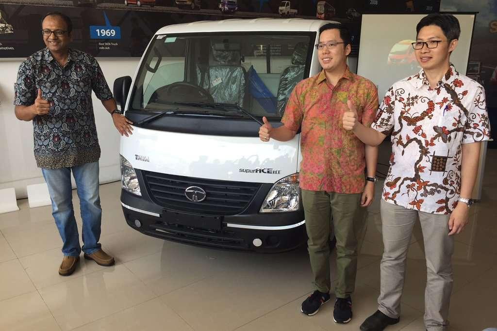 Tata Super Ace HT Sapa Kota Makassar