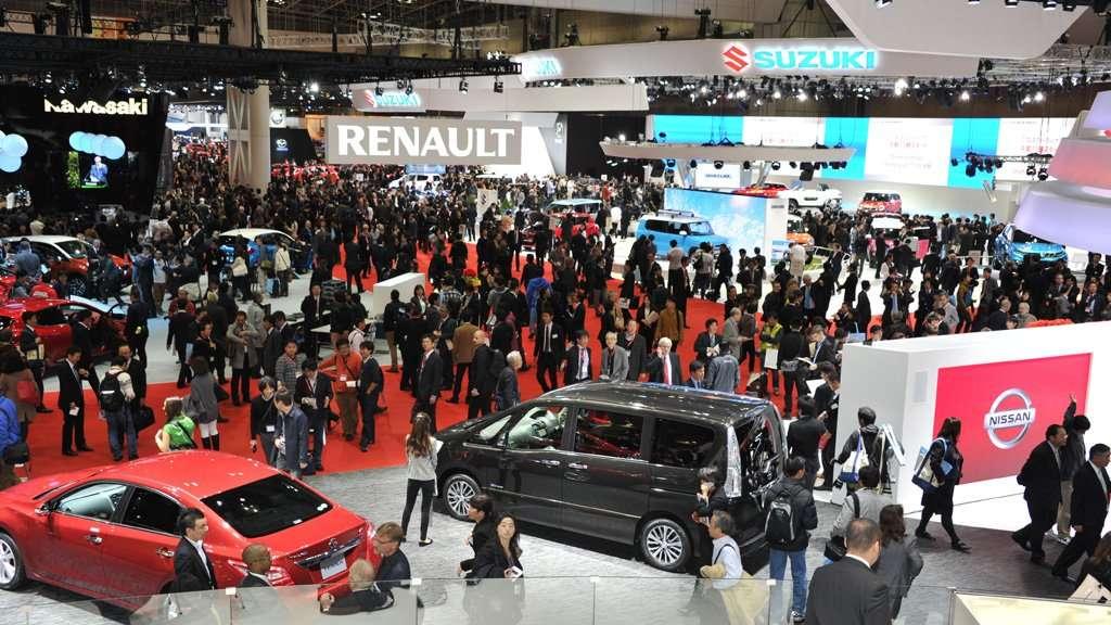Prioritas Keselamatan, Tokyo Motor Show 2021 Batal Digelar