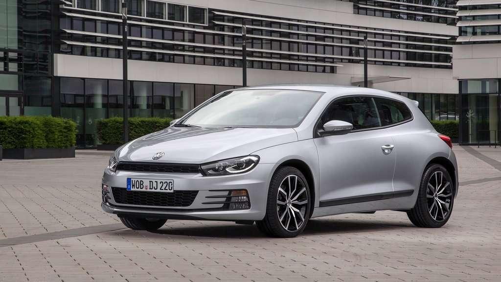 Setelah 9 Tahun, Volkswagen 'Suntik Mati' Scirocco