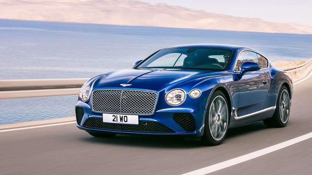 Bentley Continental GT Masuk Indonesia pada Maret 2018