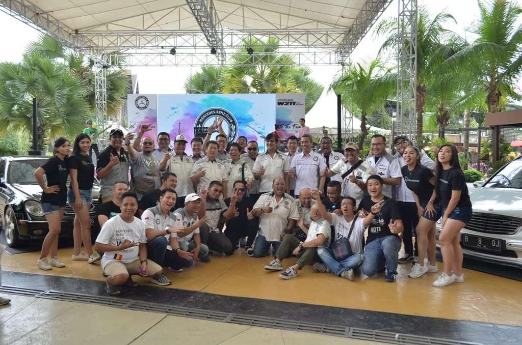 Komunitas MBW211 Rayakan Ulang Tahun Ke-5