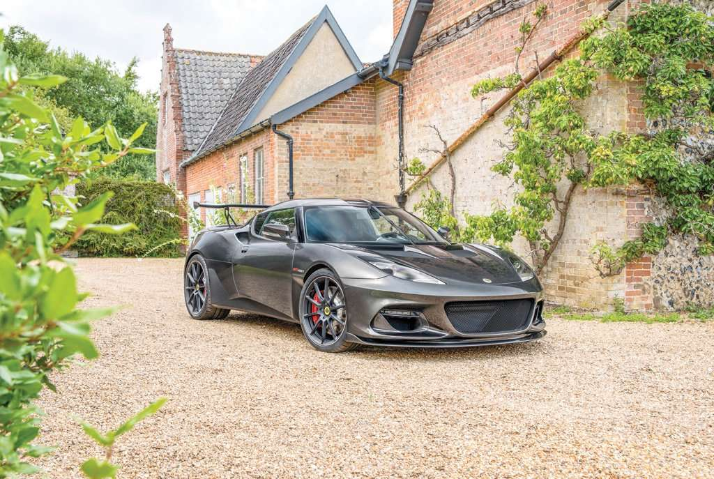 Lotus Evora GT430, The Most Powerful Lotus Road Car Ever