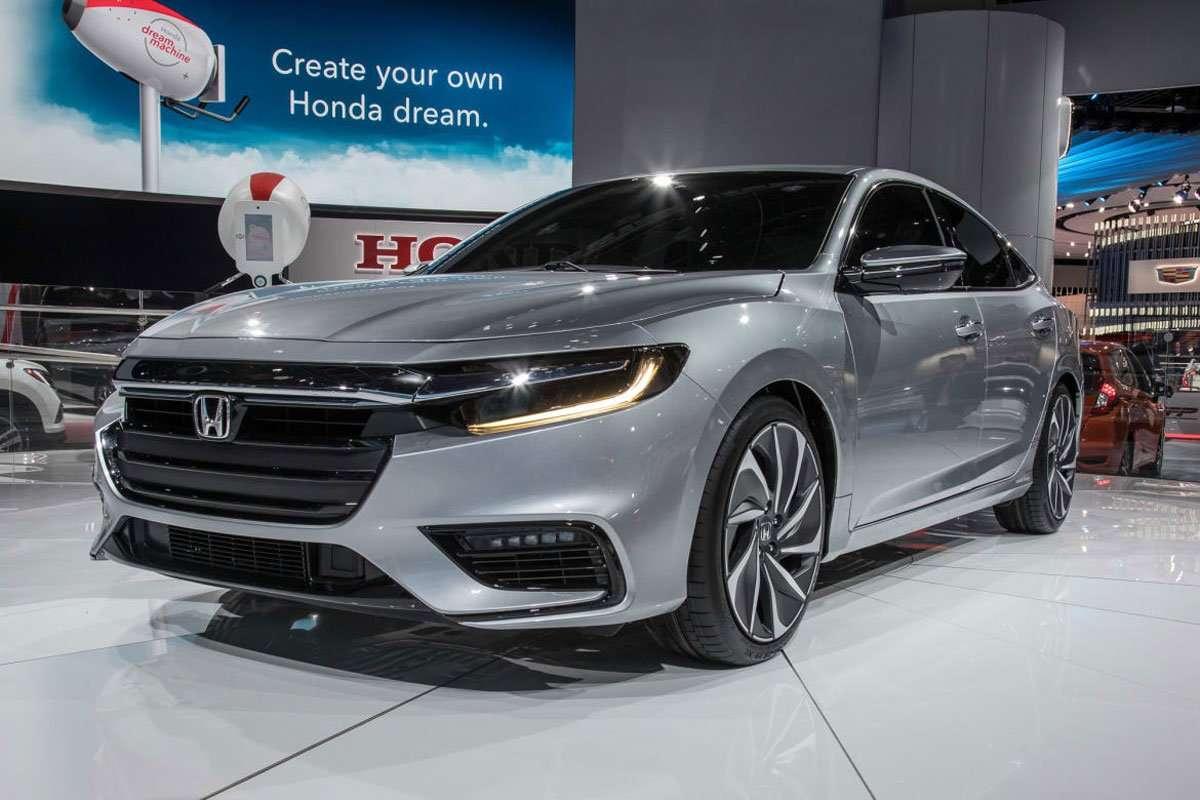 Honda Insight Prototype Baru Usung Penampilan Berbeda