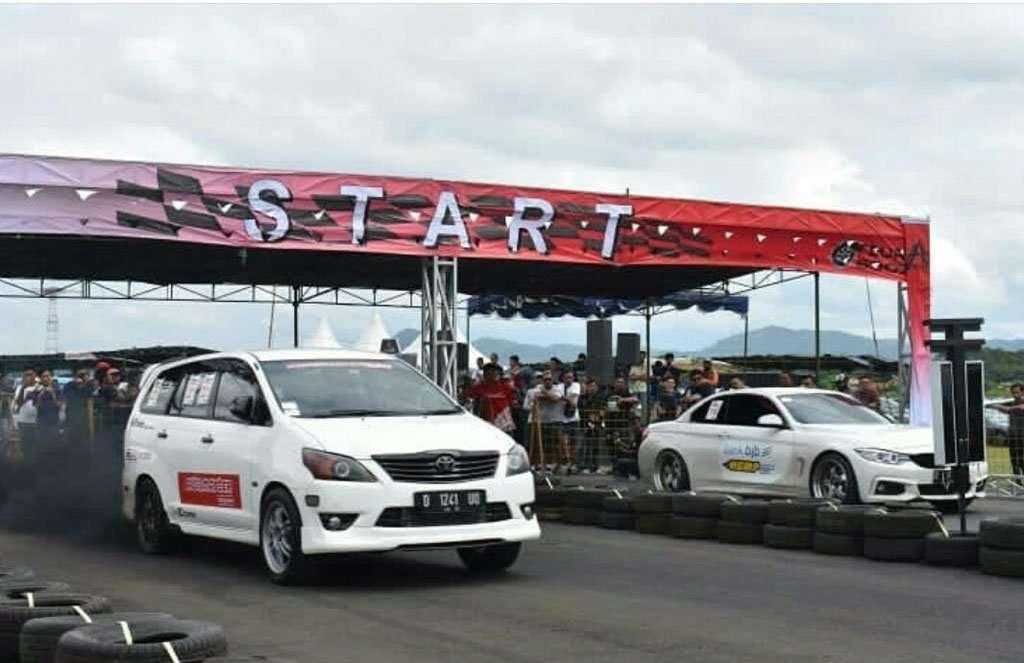 Debut Innova Community Racing Team Berbuah 4 Piala