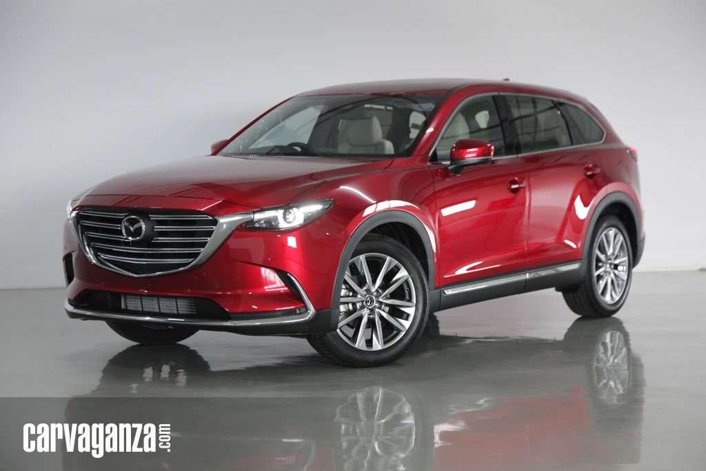Begini Bocoran Tampilan Mazda CX-9 yang Meluncur Pagi Ini