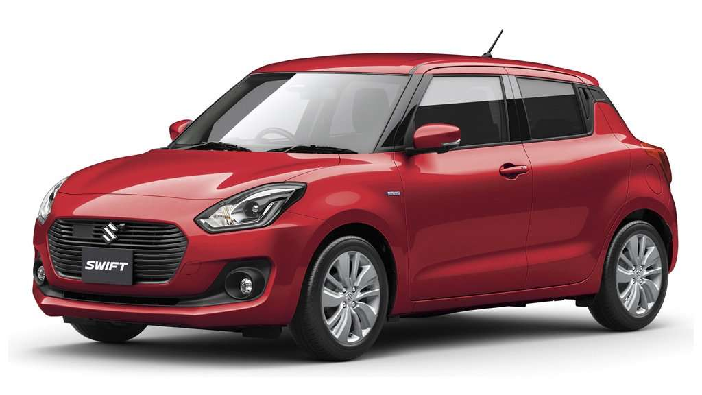 Suzuki Swift Baru, Diluncurkan Bulan Depan