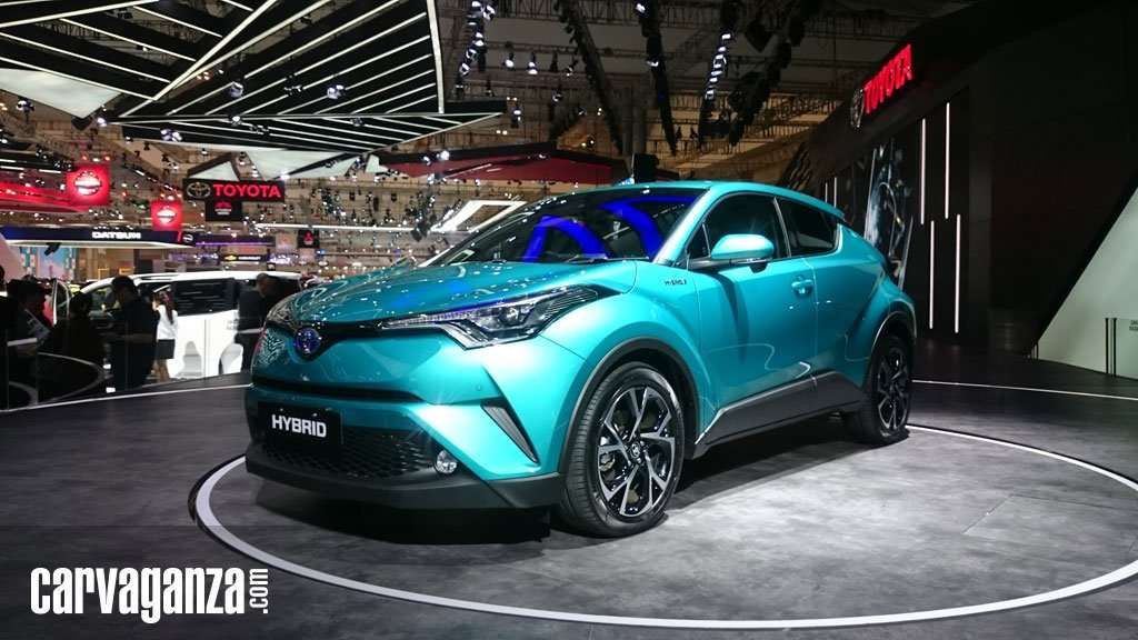 Toyota C-HR Sudah Masuk Malaysia, Selanjutnya Indonesia?