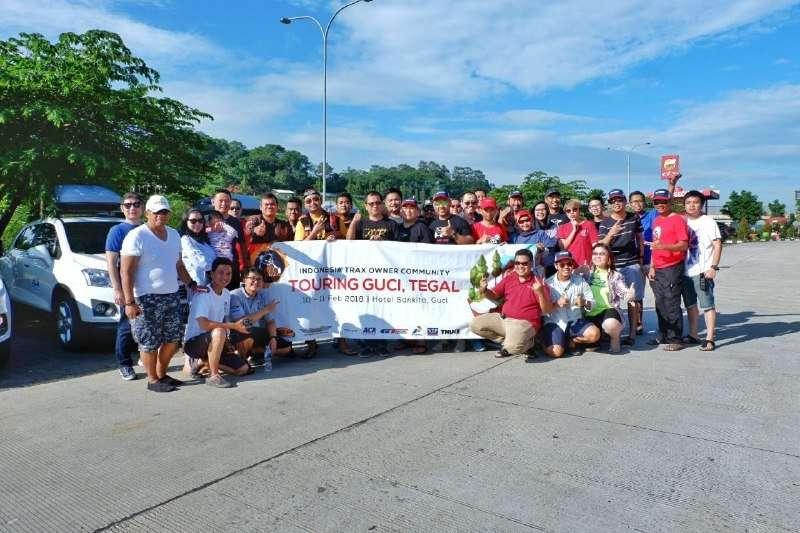 Komunitas TRAX Touring Untuk Keluarga