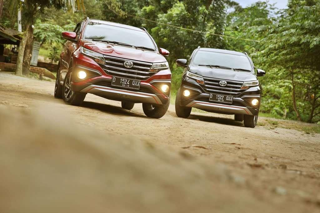 All-New Rush Sukses Dongkrak Segmen SUV Toyota