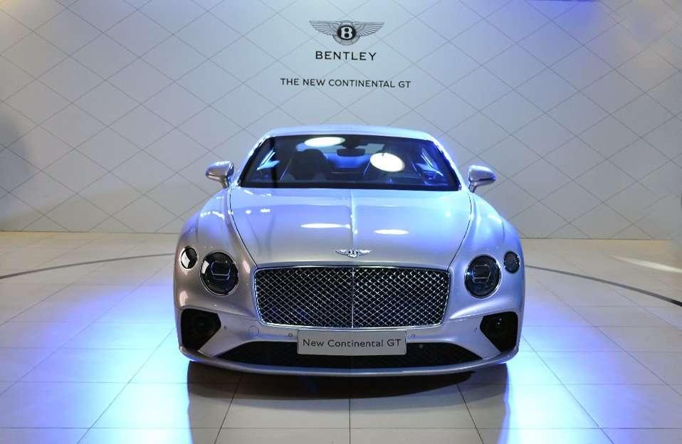 Berapa Harga Bentley Continental GT di Indonesia?