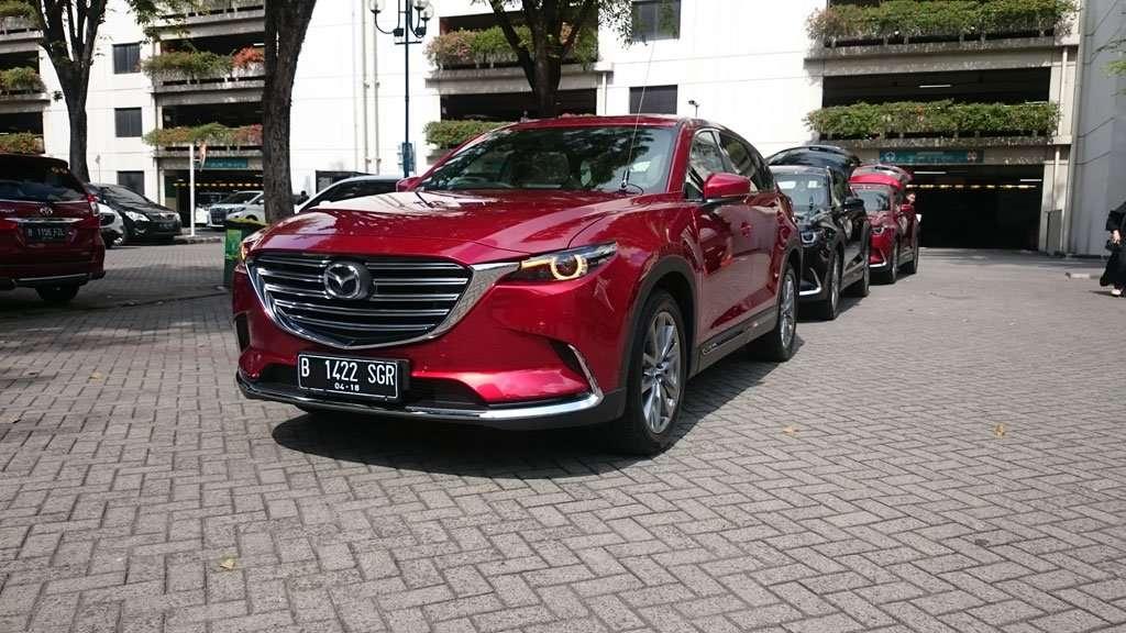 Mazda CX-9 Baru Sudah Dipesan 200 Unit Lebih