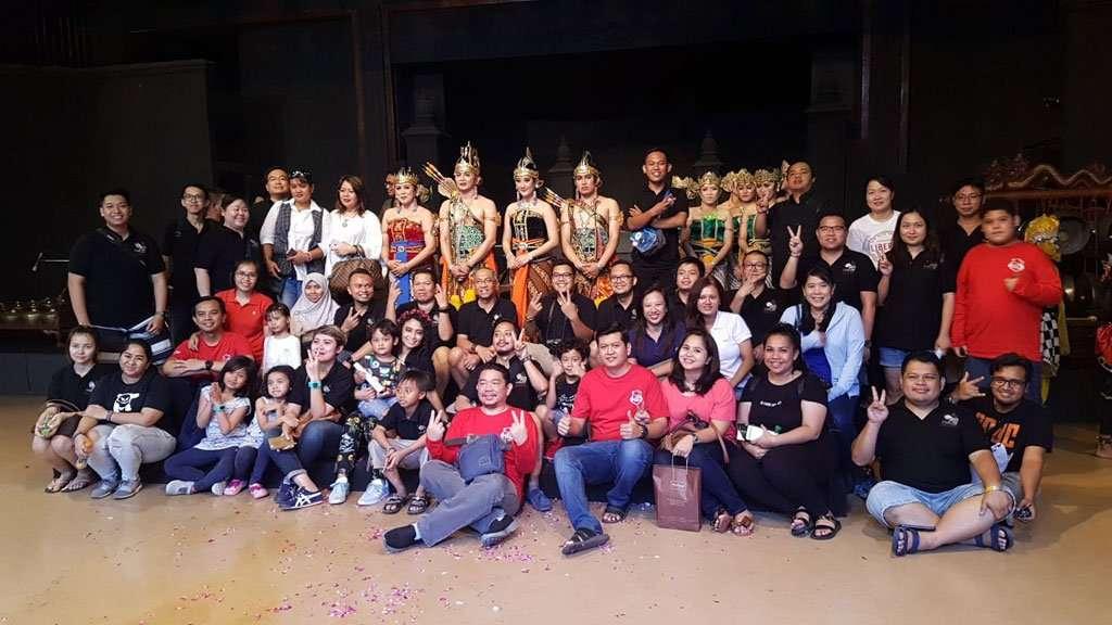 Komunitas Chevrolet Trax Rayakan HUT ke-2 dengan Touring ke Yogyakarta