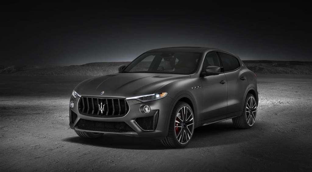 SUV Maserati Paling Kencang Bulan Depan Meluncur di Indonesia