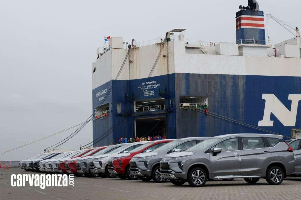 Mitsubishi Mulai Ekspor Xpander, Pasar Indonesia Tetap Prioritas