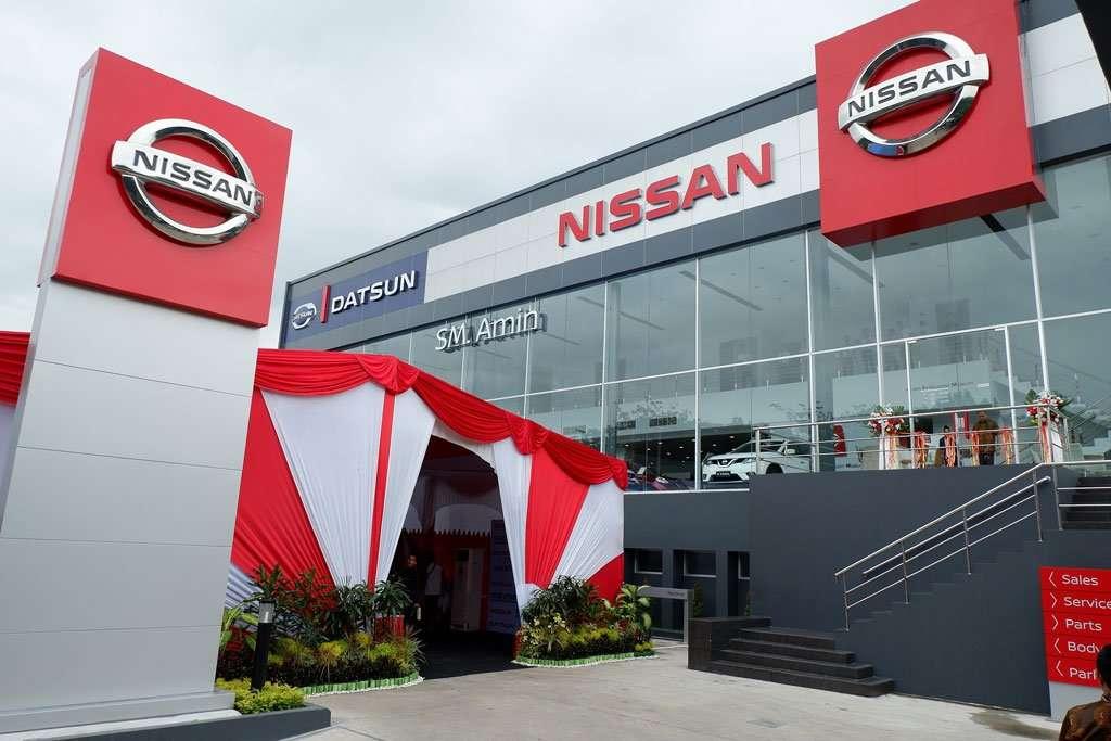 Nissan Resmikan Dealer dengan Konsep Baru di Pekanbaru