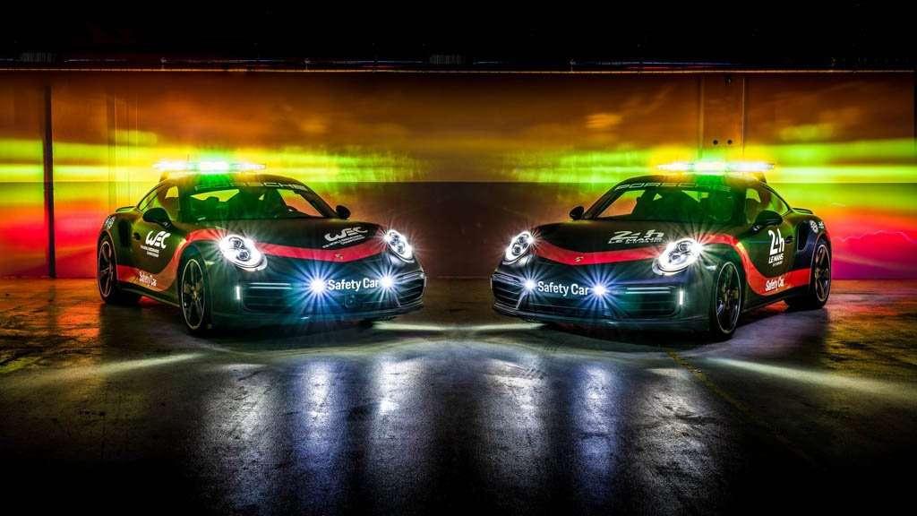 Porsche 911 Turbo Ditunjuk Sebagai Safety Car Le Mans