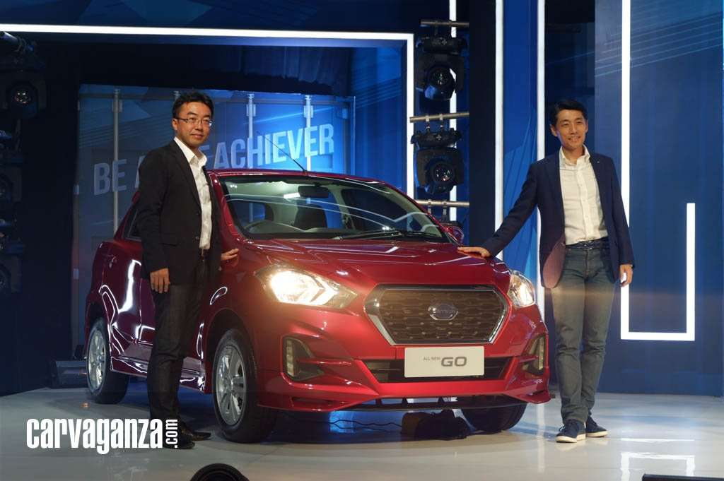 New Datsun GO dan GO+ Punya Wajah Baru, Dapat Transmisi CVT