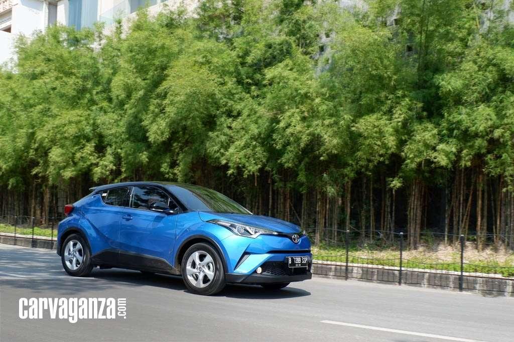 FIRST DRIVE: Kencan Pertama dengan Toyota C-HR 2018