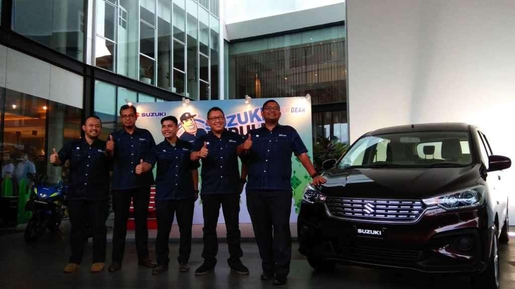 Suzuki Siagakan Puluhan Bengkel dan Mobil Derek Selama Musim Mudik 2018