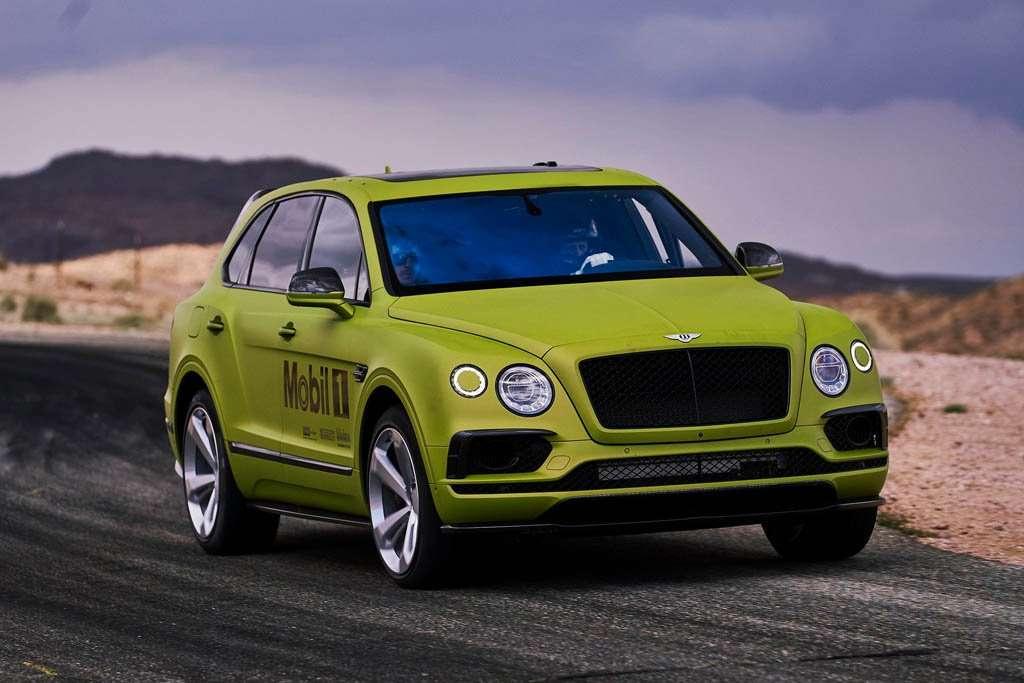 Bentley Siap Ramaikan Lagi Pikes Peak 2021 Untuk Terakhir Kalinya