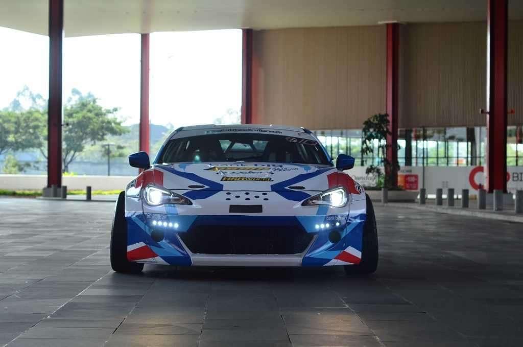 Modifikasi Subaru BRZ, Circuit Stance Car