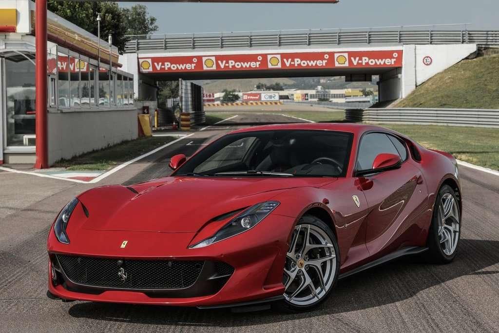 Gara-Gara Kaca Belakang, Ribuan Ferrari 812 Superfast Kena Recall