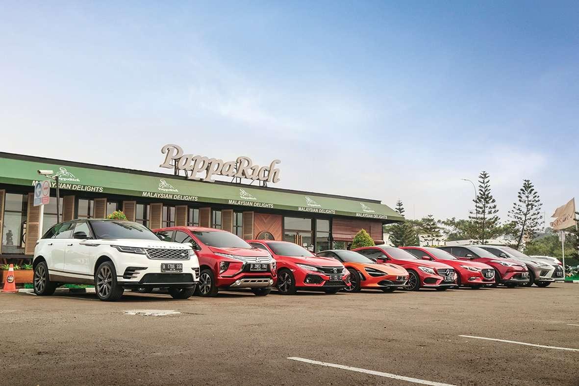 Ini 8 Mobil Penerima Carvaganza Editor's Choice Award 2018