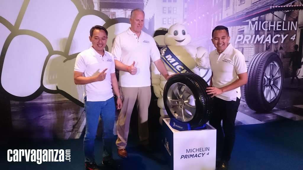 Michelin Indonesia Hadirkan Ban Tahan Lama Primacy 4